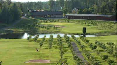 Aura Golf in Turku