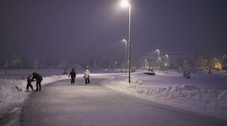 Kupittaan luistelumato, Turku