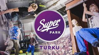 Superpark Turku!