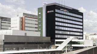 Original Sokos Hotel Kupittaa avataan kevättalvella 2020.