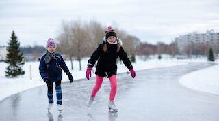 Kupittaa ice skate