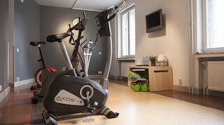 Fitness room - Original Sokos Hotel Seurahuone Turku Finland