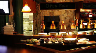 Ravintola Shamrockcafe Original Sokos Hotel Hamburger Börs Turku