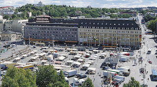 Original Sokos Hotel Hamburger Börs Kauppatori