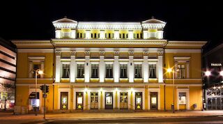Åbo Svenska Teater, hotellipaketti, teatteripaketti Original Sokos Hotel Hamburger Börs