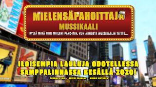 Mielensäpahoittaja Samppalinnan kesäteatteri Turku Original Sokos Hotel Kupittaa