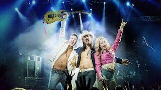Rockmusikaali, teatteripaketti Rock of Ages, Turku, Domino-teatteri