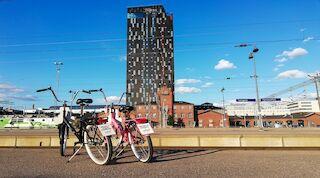 Torni Tampere jopo polkupyörä tampere
