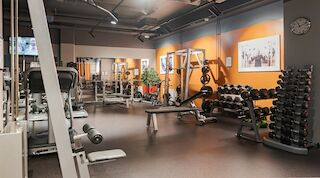 hotel gym torni tampere