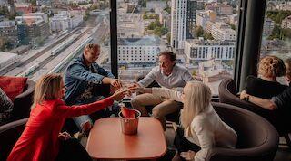 Solo Sokos Hotel Torni Tampere Moro Sky Bar