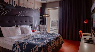 Solo Sokos Hotel Torni Tampere hotellihuone