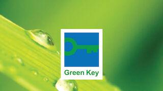 Green Key eco label in Original Sokos Hotel Helsinki