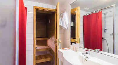 Vaasan Sport juniorsuite Royal Vaasa