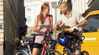 Helsingfors med cykel
