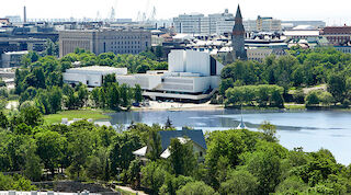 Finlandia-talo 2,9 km