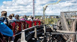 Linnanmäki Helsinki huvipuisto Sokos Hotels lapsiperheille