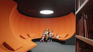 Oodin satuhuone. Kuva: Tuomas Uusheimo / Helsinki Marketing