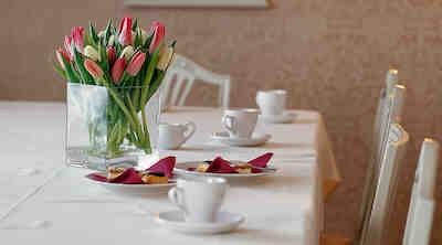 aamiainen Royal Vaasa hotelliaamiainen