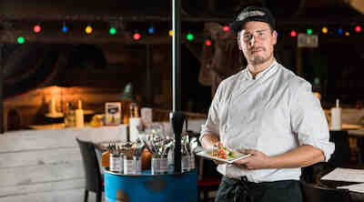 royal vaasa ravintola wazaca frans&nicole ruoka lounas