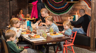 Original Sokos Hotel Royal Vaasa Restaurant Wazaca Dinner Kids