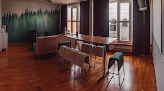 Original Sokos Hotel Vantaa Visio kokoustila Luova huone