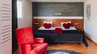 Original sokos hotel vantaa huone 105 bileet majoitus armi danny polarartistit