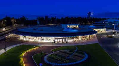 Break Sokos Hotel Flamingo Vantaa Fazer Fazerila Vierailukeskus