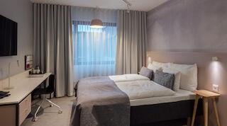 Hiljaisuus-huone, Original Sokos Hotel Presidentti, Ivana Helsinki, Paola Suhonen