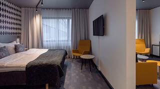 Sisu ruum, Iivana Helsinki, Original Sokos Hotel Presidentti, Helsinki, Finland