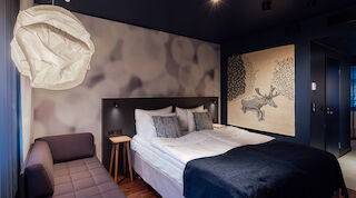 Original Sokos Hotel Presidentti; Ivana Helsinki, Paola Suhonen, talvimyrsky