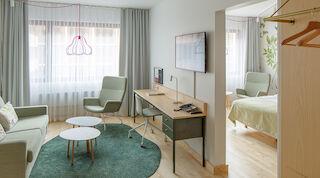 Juhannus sviitti, Original Sokos Hotel Presidentti, Ivana Helsinki, Paola Suhonen