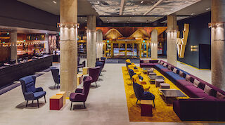 Original Sokos Hotel Presidentti is being renovated
