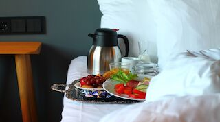 Original Sokos Hotel Presidentti, breakfast, in-room breakfast, hotel breakfast