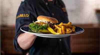 amarillo burger menu s-card menu
