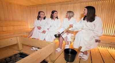 Original Sokos Hotel Royal Vaasa Sauna Uima-allas
