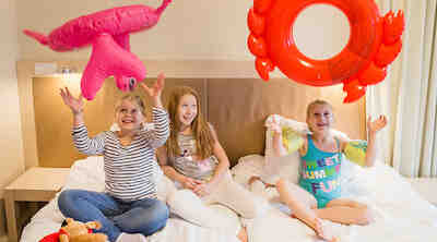 Break Sokos Hotel Flamingo syysloma perheloma