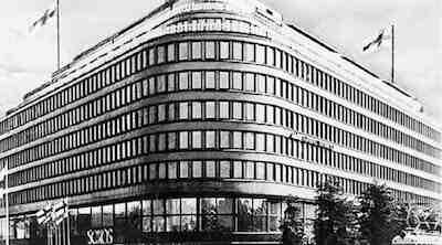 В гостинице Original Sokos Hotel Vaakuna в Хельсинки проводится реновация