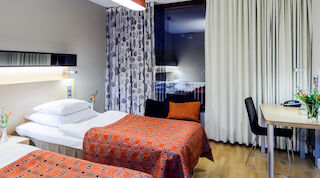 Standard Triple Ruum - Original Sokos Hotel Tapiola Garden Espoo Finland