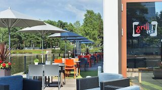 Grill It! Ravintolan terassi 0 m - Original Sokos Hotel Tapiola Garden
