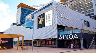 Ainoa shopping center Espoo