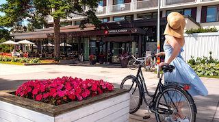 Pyöräily - Original Sokos Hotel Tapiola Garden Espoo Suomi