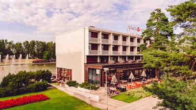 Majoitus Original Sokos Hotel Tapiola Garden hotelli