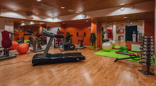 Gym - Original Sokos Hotel Tapiola Garden Esbo Finland