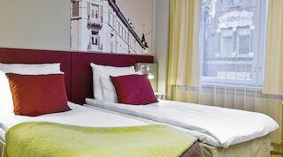 Standard Twin -номер - Sokos Hotel Albert Хельсинки Финляндия