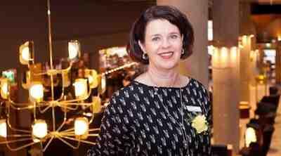 Hannele Laurila, hotellijohtaja, Original Sokos Hotel Presidentti, Helsinki