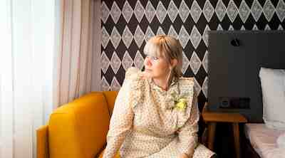 Paola Suhonen, Ivana Helsinki, Original Sokos Hotel Presidentti