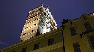 Facade - Solo Sokos Hotel Torni Helsinki Finland