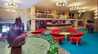 Original Sokos Hotel Vaakuna Helsinki vastaanotto