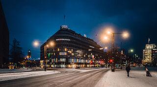 Original Sokos Hotel Vaakuna Helsinki aivan Helsingin sydämessä