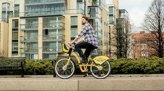 Med cykel runt Helsingfors! Original Sokos Hotel Vaakuna, Helsinki